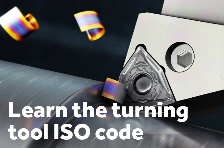 Learn The Turning Tool ISO Code System