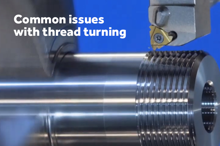 Common issues with Thread Turning