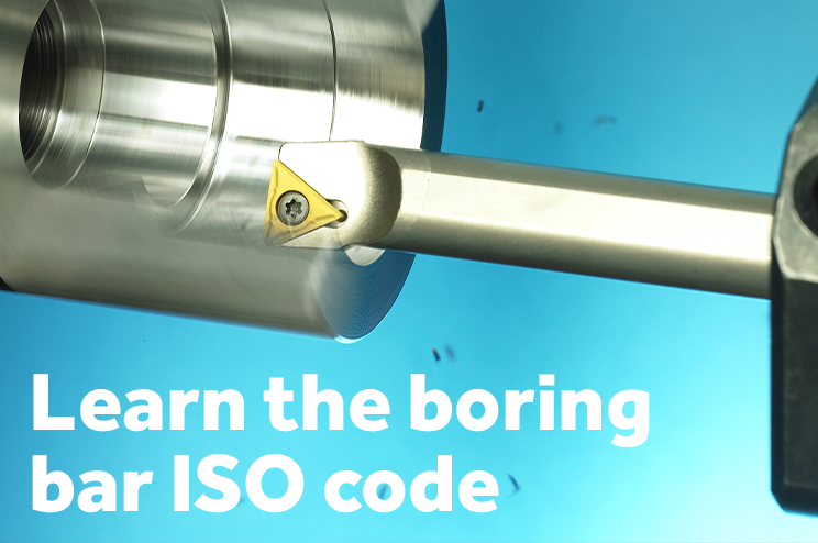 Learn the boring bar ISO code system!